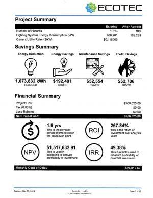 ECOTEC project summary